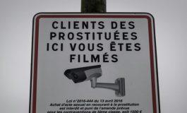 Les clients des prostituées restent passibles d'une amende en France