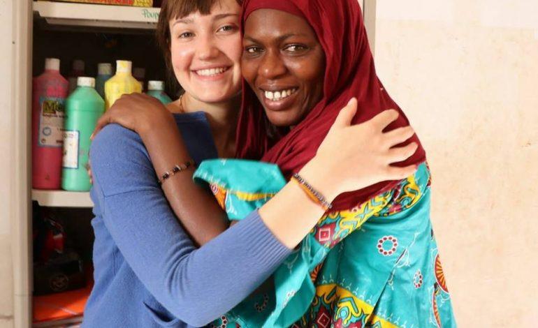 Floriane Potiron va aider les enfants talibés à Dakar, elle a été bouleversée par le sort de ces enfants exploités.