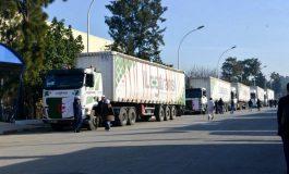 Lancement du premier convoi de marchandises par route entre l'Algérie vers le Sénégal