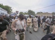 Macky Sall sous le charme de l'accueil triomphal des Fatickois