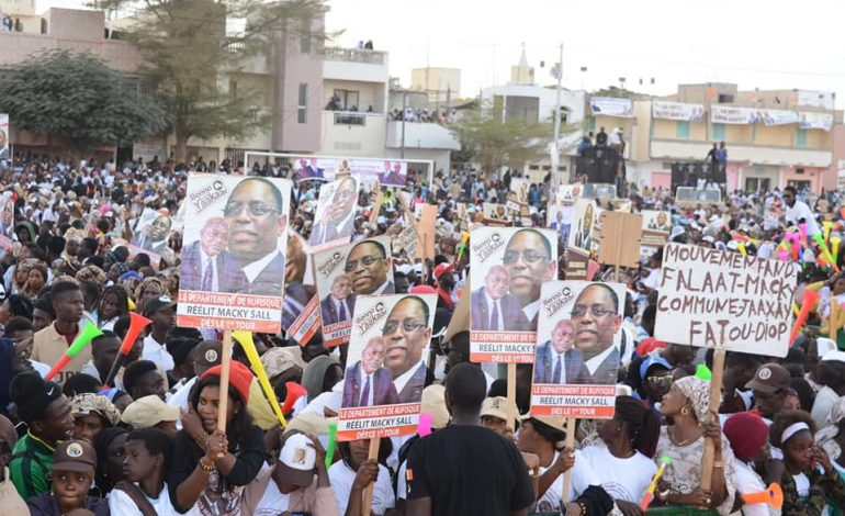 Selon le cabinet BECOME, 58% des Sénégalais sont satisfaits de la gouvernance de Macky Sall