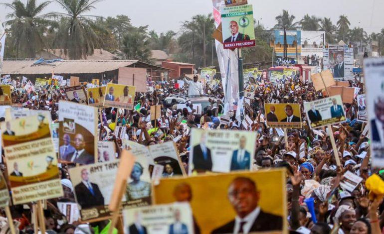 Réagissant aux morts de Tambacounda, Macky Sall fait porter le chapeau à l'opposition