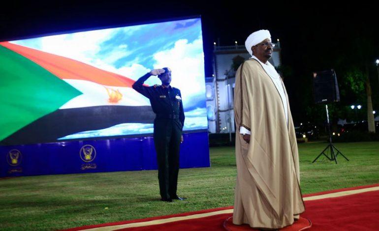 Le président Soudanais Omar El Béchir destitué et arrêté par l'armée
