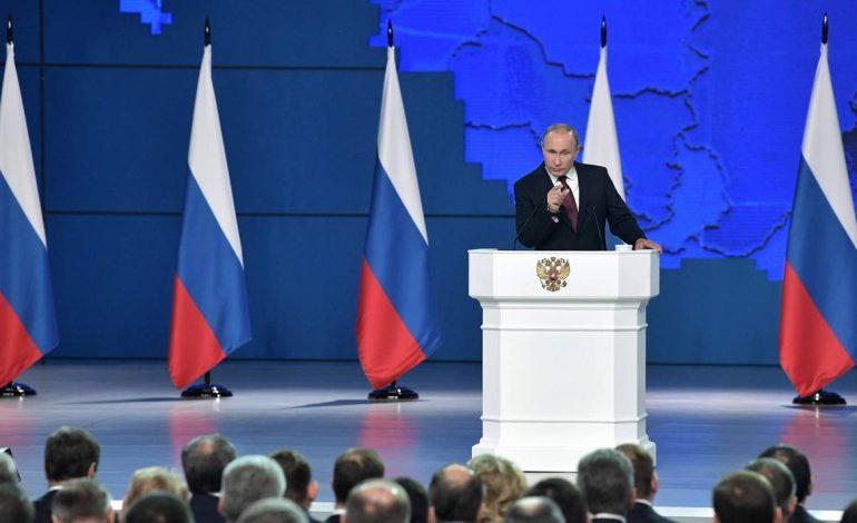 Vladimir Poutine sur ce qui se passe aux USA: Quand la lutte pour l'égalité des droits se transforme en pagaille et en émeutes, alors je ne vois rien de bon pour l'Etat