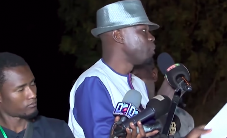 Les organisations des médias au Sénégal mettent en garde Ousmane Sonko qui présente ses excuses