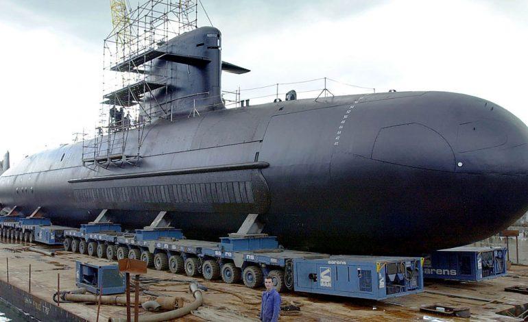 Un contrat de 50 milliards de dollars signé entre la France et l'Australie pour 12 sous-marins