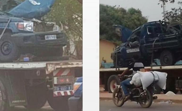 Mort de quatre gendarmes à Sédhiou lors du déplacement du candidat Macky Sall