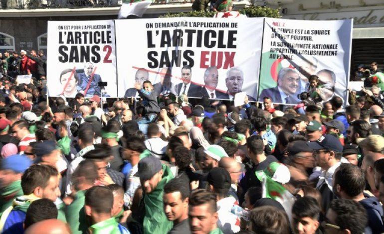 De nouvelles manifestations monstres contre Abdelaziz Bouteflika et ses fidèles en Algérie