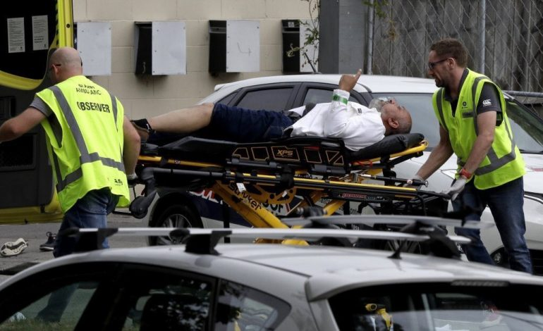 Quarante morts dans l'attaque de deux mosquées à ChristChurch en Nouvelle-Zélande