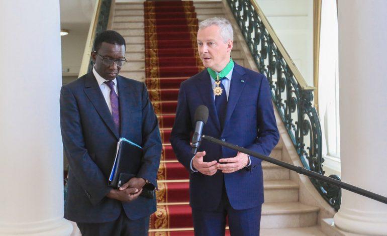 1639 milliards F CFA de la France pour 10.000 entreprises africaines