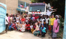 Les jeunes du Skippy reviennent émerveillés du Sénégal