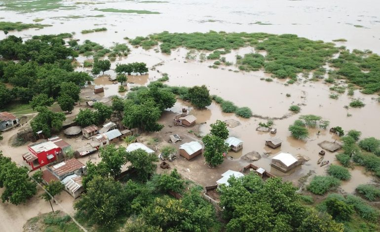 Une course contre la montre au Mozambique et au Zimbabwe pour sauver les prisonniers des eaux