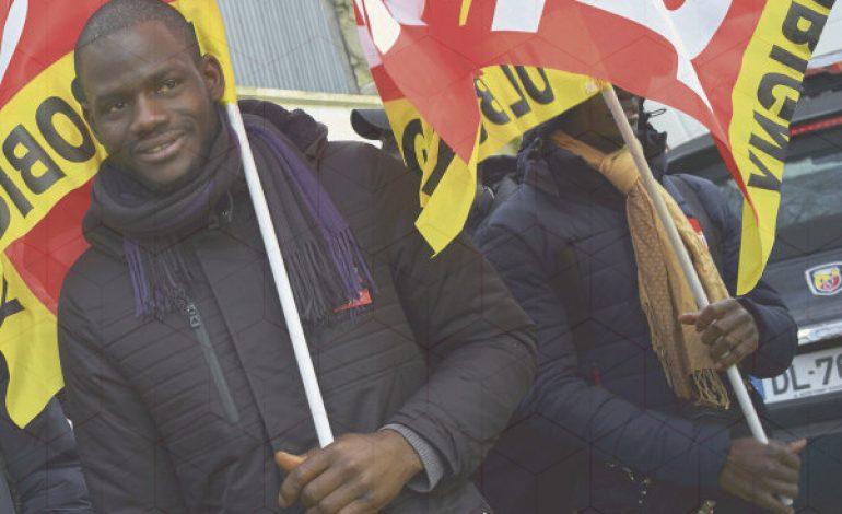 L'amiante et la double peine des sans-papiers de Pinault et Gapaix (Bobigny)