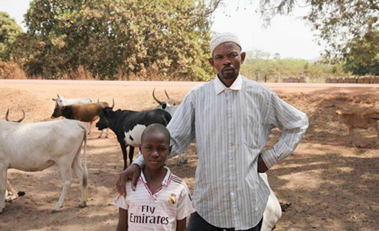 Les marabouts du Sénégal