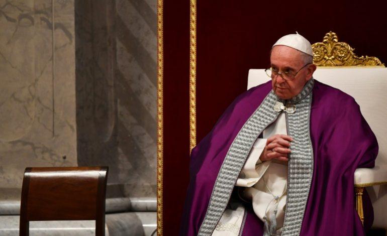 Le pape François en visite au Maroc, terre d'un «islam modéré»