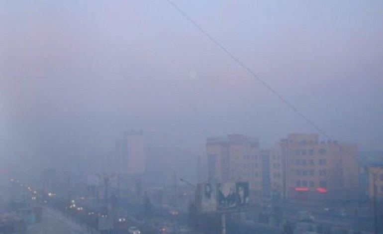 Qualité de l'air moyennement dégradée pour les prochaines 24 heures