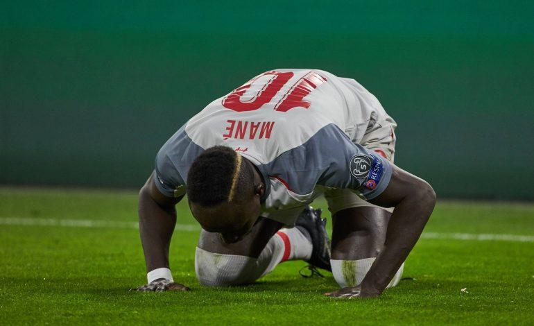 Un doublé de Sadio Mané hisse Liverpool en quarts de finale de la Ligue des Champions