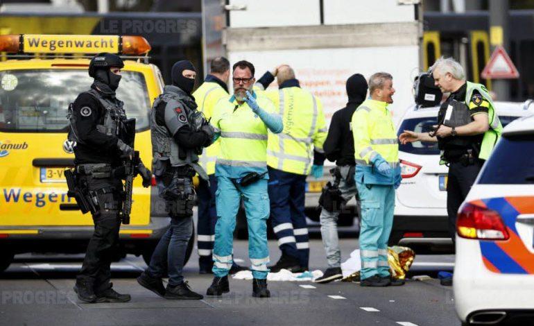 Trois morts dans une probable «attaque terroriste» aux Pays-Bas, le tireur arrêté