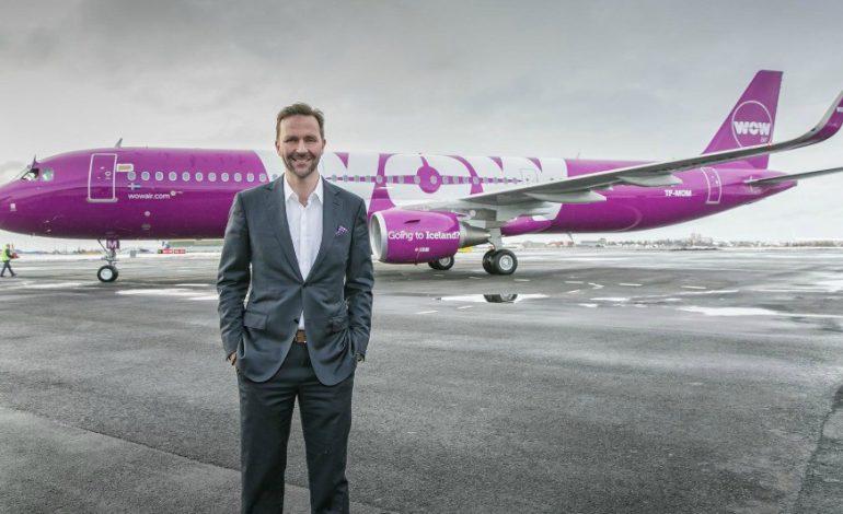 La low cost islandaise Wow Air, en faillite, arrête tous ses vols