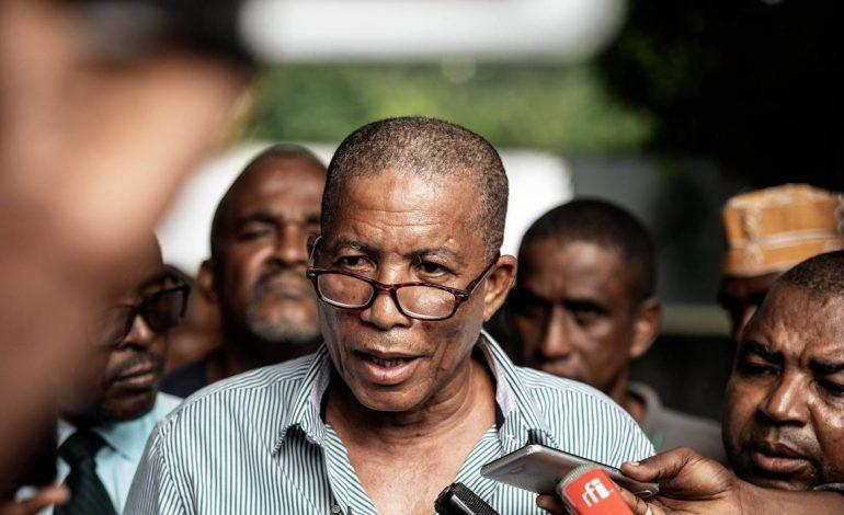Arrestation de Soilihi Mohamed, un des candidats battus à la présidentielle aux Comores
