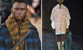Tamsir Thiam le chouchou de Gucci