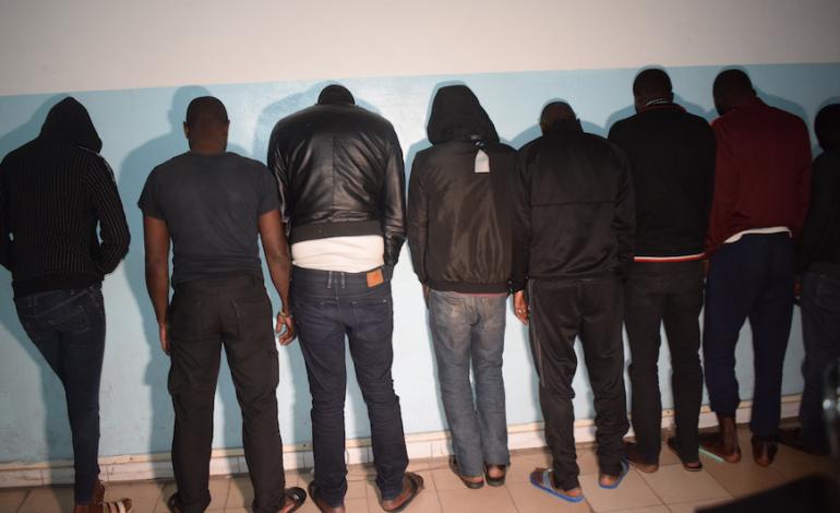 Encore un réseau de trafiquants nigérians démantelé par la police à Ouest Foire