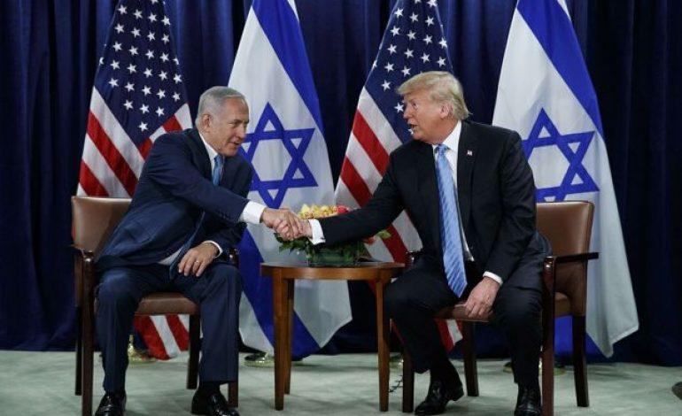Donald Trump soutient la souveraineté d'Israël sur le plateau du Golan