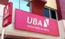Communiqué de UBA à l'attention de la clientèle et du public