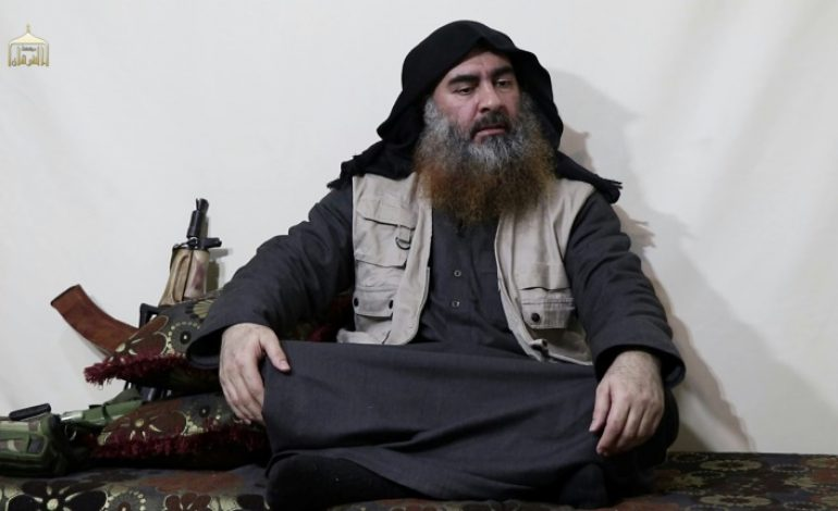 L'Etat Islamique diffuse une vidéo de Abou Bakr al-Baghdadi pour la première fois depuis 5 ans