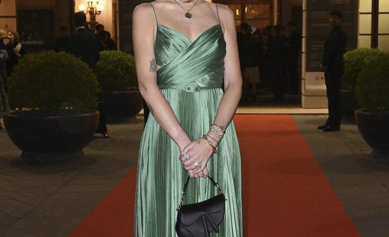 Les secrets du look Dior haute couture de Chiara Ferragni
