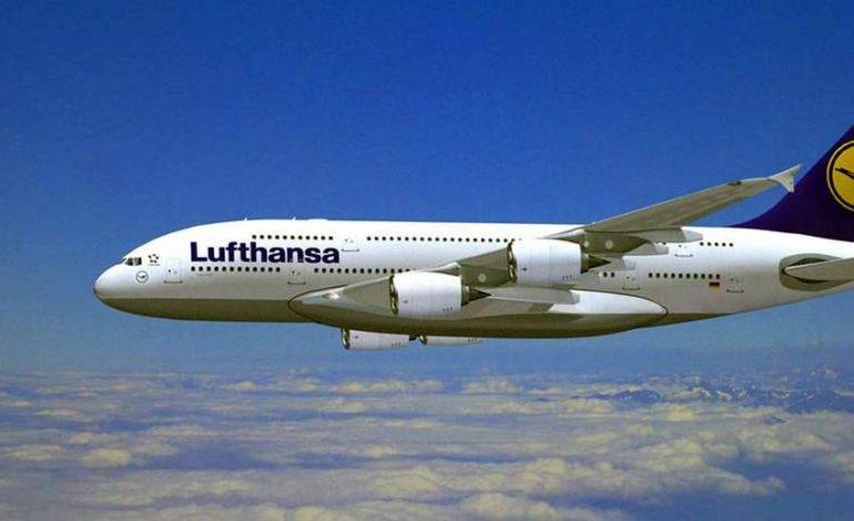 Problème technique sur un A380 de la Lufthansa entre Francfort et New-Dehli, forcé de faire demi-tour