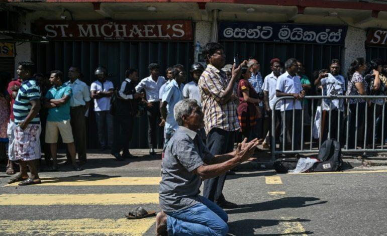 Le bilan des attentats de Pâques au Sri Lanka s'alourdit et passe à 290 morts et plus de 500 blessés
