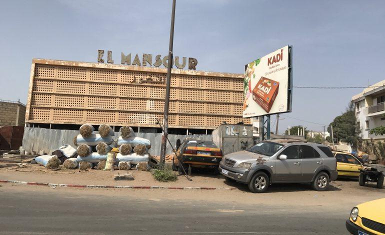L'ex salle de cinéma El Mansour transformée en magasin Carrefour
