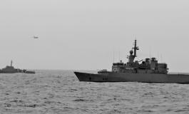 La Marine nationale française en patrouille avec ses partenaires Marocains et Sénégalais
