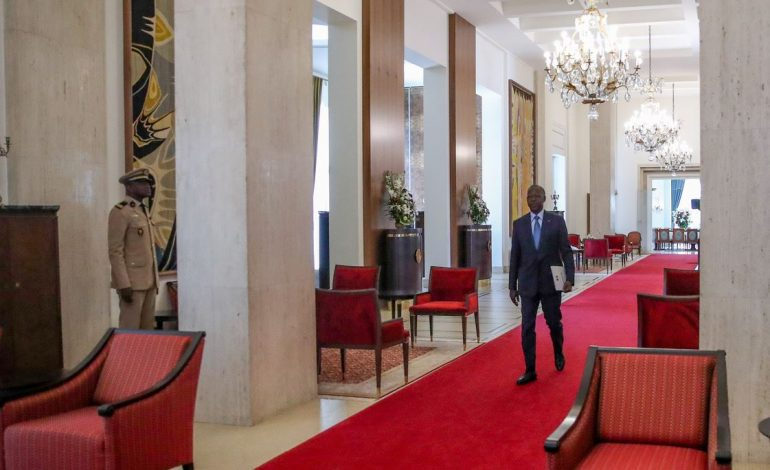 Secrétaire général de la Présidence: un vice-président en puissance
