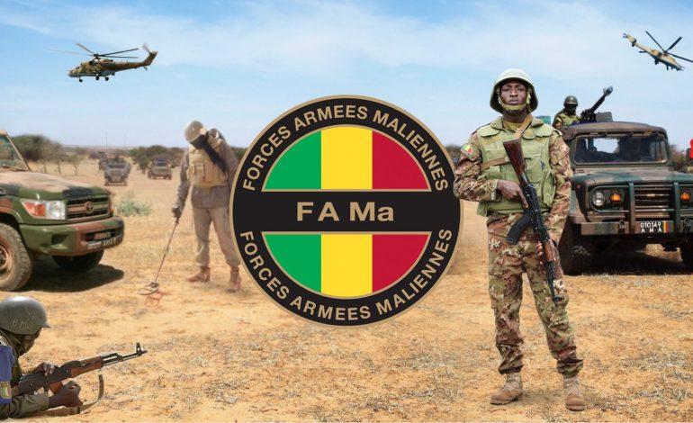 Quatre soldats maliens tués par un engin explosif dans la région de Koro