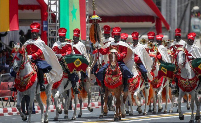 Un défilé impeccable pour le 59e anniversaire de l'indépendance du Sénégal