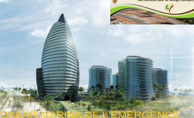 Un projet de construction d'un hôtel 5* et de résidences secondaires dénommé La Marina de l'Emergence sur l'Ilot Sarpan