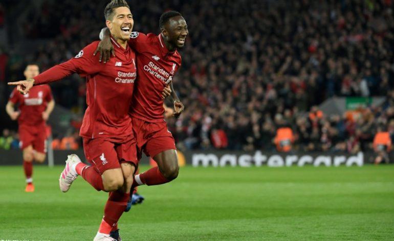 Liverpool dispose de Porto 2-0 et met un crampon en demies finales