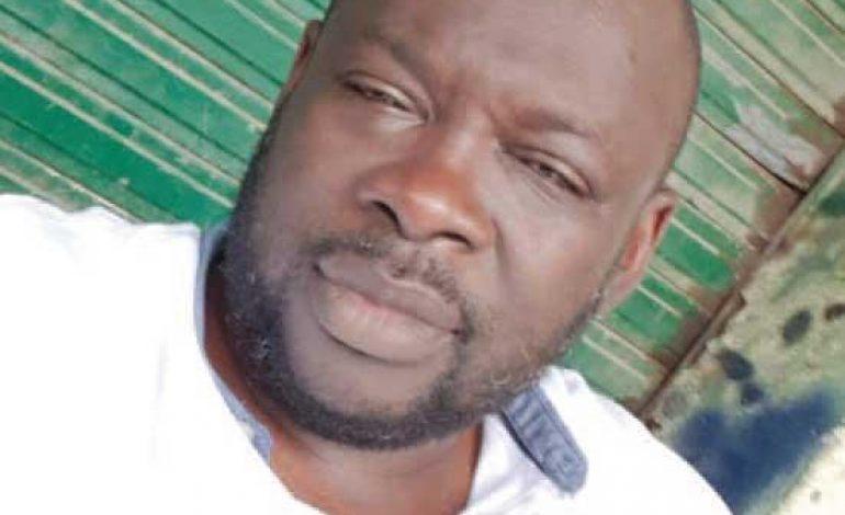 Lopy Diagne candidat à la mairie de Biscuiterie