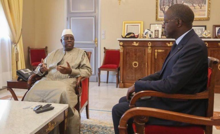 Sans surprise, Macky Sall reconduit Mahammad Boun Abdallah Dionne au poste de Premier ministre