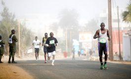 Hiribo Shano Share et Salina Jebet vainqueurs du Marathon Eiffage Dakar