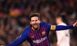 """C1, triplé du Barça, Ballon d'Or ? Lionel Messi s'en rapproche, """"pas à pas"""""""