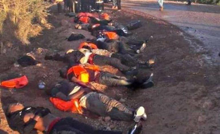 18 morts dans l'accident d'un véhicule transportant des migrants subsahariens au Maroc