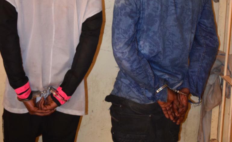 Deux individus de nationalité étrangère interpellés avec des fausses coupures de 100 euros