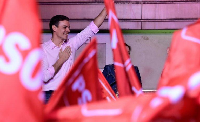 Le Parti Socialiste remporte les élections législatives en Espagne, Luc André Dioh, un sénégalais d'origine élu
