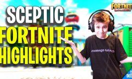 A 14 ans, Griffin Spikoski alias Sceptic gagne 15.000 euros par mois en jouant à Fortnite