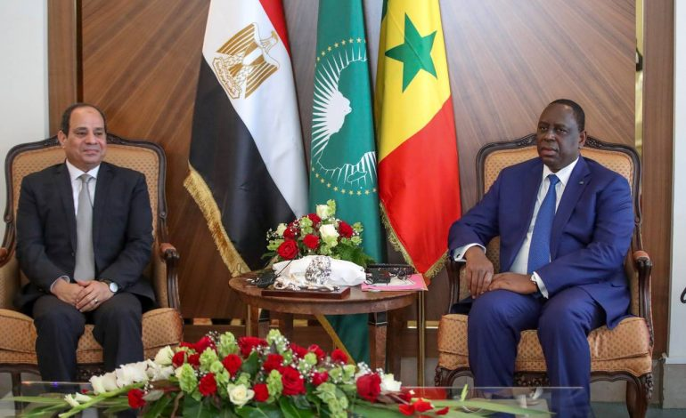 Le Sénégal et l'Egypte signent deux mémorandums sur la diplomatie et les médias