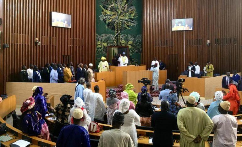 Deuxième acte de la levée de l'immunité parlementaire d'Ousmane Sonko