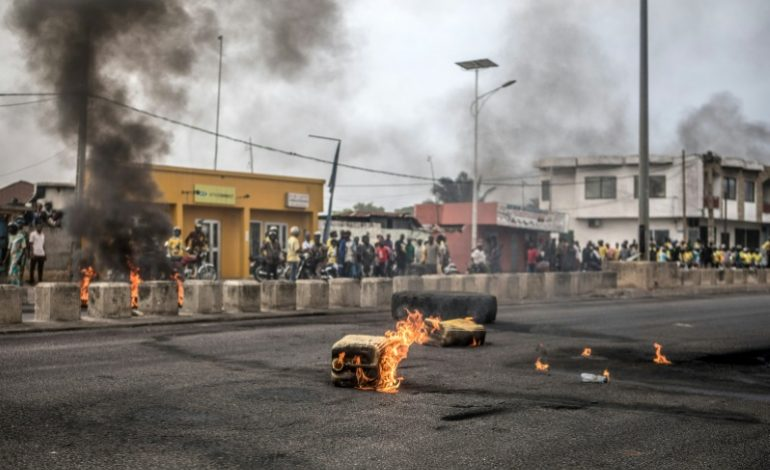 Retour au calme à Cotonou, au moins deux morts dans les violences post-électorales